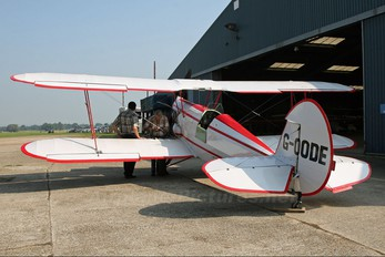 G-OODE - Private Stampe SV4