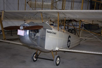 G-CAMM - The Shuttleworth Collection Hawker Cygnet
