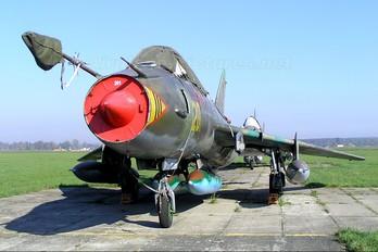 201 - Poland - Air Force Sukhoi Su-22UM-3K