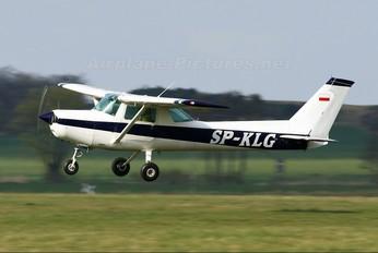 SP-KLG - Aeroklub Dolnosląski Cessna 150