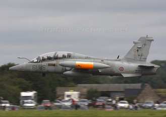 MM55077 - Italy - Air Force Aermacchi MB-339CD