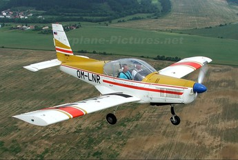 OM-LNR - Aeroklub Očová Zlín Aircraft Z-142