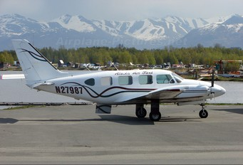 N27987 - Alaska Air Taxi Piper PA-31 Navajo (all models)