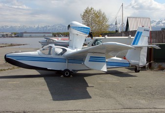 N286ME - Private Lake LA-4 Seaplane