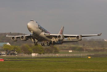 LX-MCV - Cargolux Boeing 747-400F, ERF