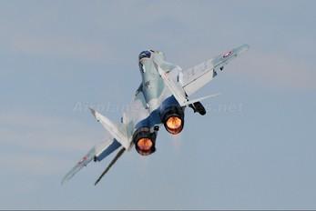 2123 - Slovakia -  Air Force Mikoyan-Gurevich MiG-29AS