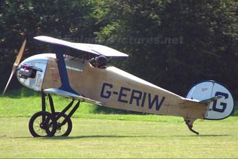 G-ERIW - Private Staaken  Z-21 Flitzer
