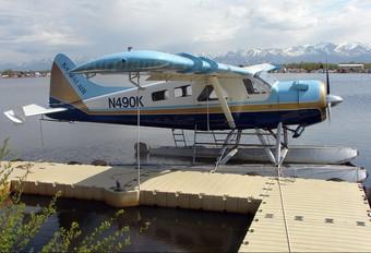 N490K - Katmai Air de Havilland Canada DHC-2 Beaver