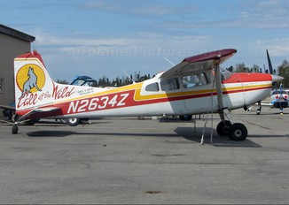 N2634Z - Private Cessna 185 Skywagon