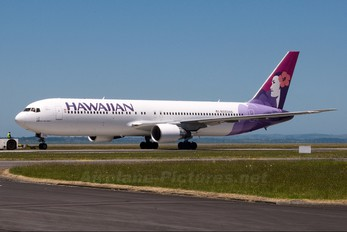 N593HA - Hawaiian Airlines Boeing 767-300ER