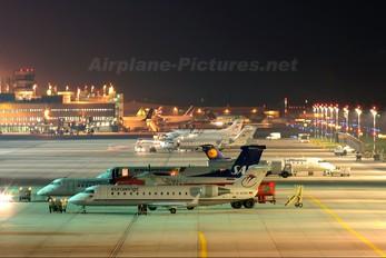 D-ACRH - Eurowings Canadair CL-600 CRJ-200