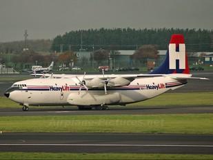 9L-LDO - HeavyLift Cargo Airlines Short SC.5 Belfast C.1