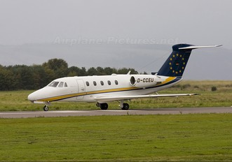 D-CCEU - Air Traffic Cessna 650 Citation III