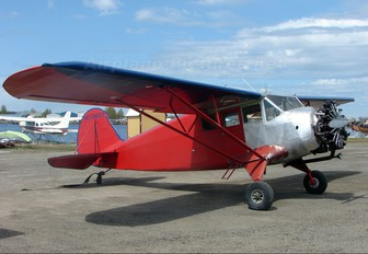 NC13822 - Private Stinson SM-2 Junior SR