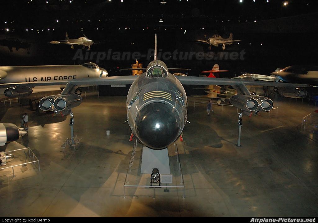 USA - Air Force 53-4299 aircraft at Dayton - Wright-Patterson AFB