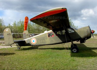 N530MH - Private Max Holste MH.1521 Broussard