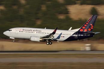 OO-VEG - Brussels Airlines Boeing 737-300