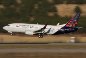 OO-VEG - Brussels Airlines Boeing 737-300 aircraft