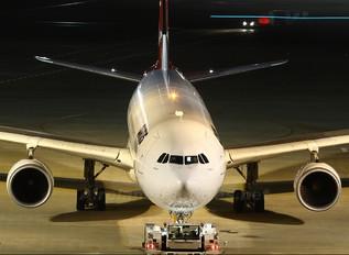 VH-QPG - QANTAS Airbus A330-300