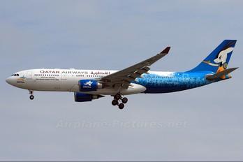 A7-AFP - Qatar Airways Airbus A330-200