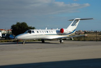 M-BIRD - Private Cessna 525 CitationJet