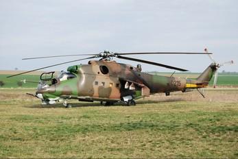 0215 - Slovakia -  Air Force Mil Mi-24D