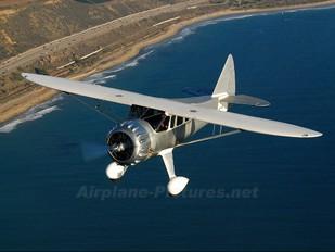 N273MD - Private Howard DGA-15