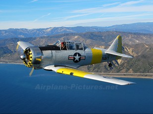 N817TX - Private North American Harvard/Texan (AT-6, 16, SNJ series)