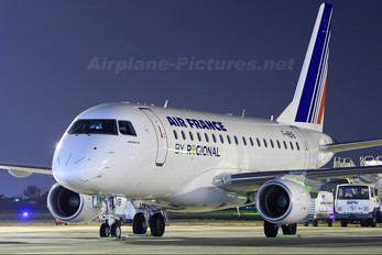 F-HBXB - Air France - Regional Embraer ERJ-170 (170-100)