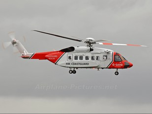 G-SARB - CHC Scotia Sikorsky S-92