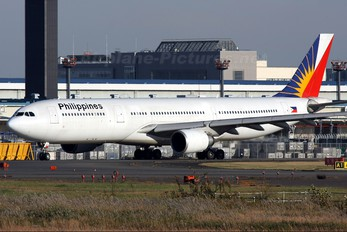 RP-C3336 - Philippines Airlines Airbus A330-300