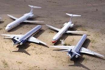 EI-BTX - Aeromexico McDonnell Douglas MD-82