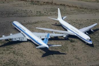 N781AL - ATI - Air Transport International Douglas DC-8-63F
