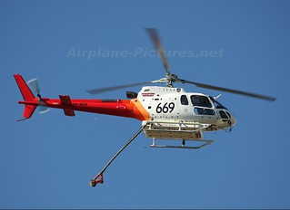 VH-WCD - Helicopters Australia Aerospatiale AS350 Ecureuil / Squirrel