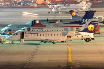 D-ACHC - Lufthansa Regional - CityLine Canadair CL-600 CRJ-200