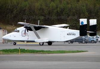 N261AG - Arctic Circle Air Short 330