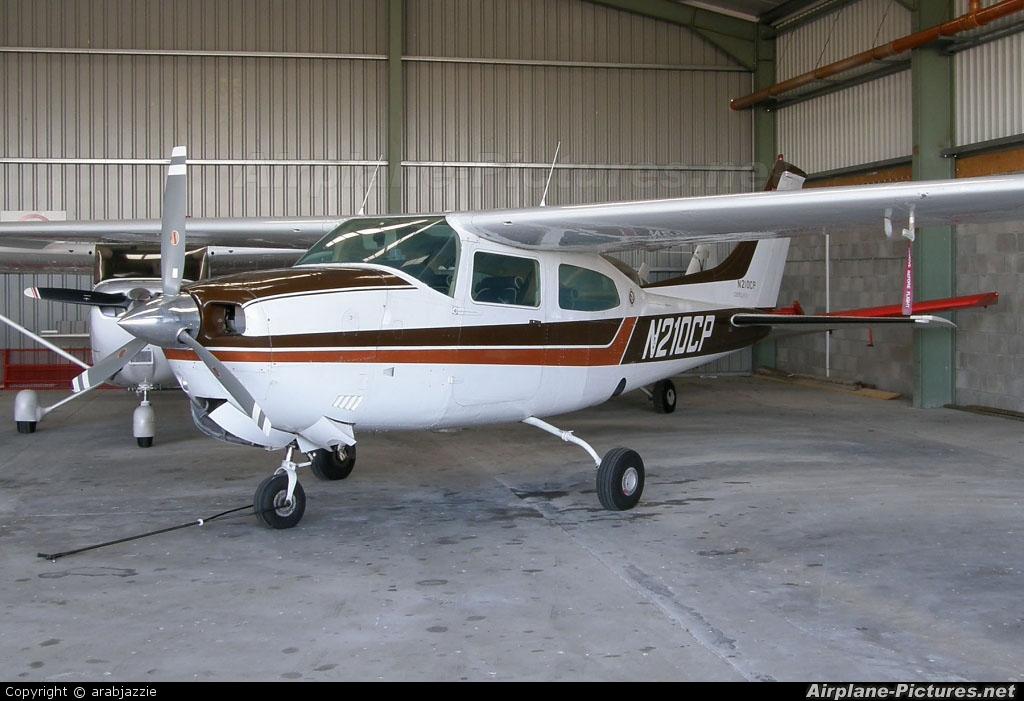 Private N210CP aircraft at Sligo Strandhill
