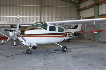 N210CP - Private Cessna 210 Centurion