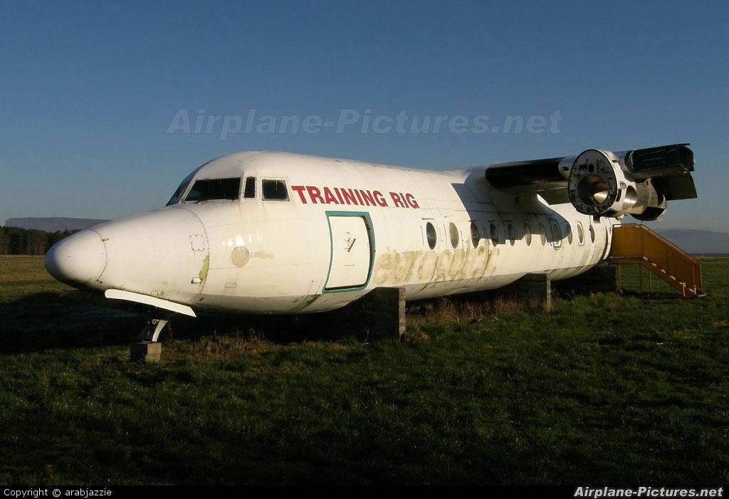 Unknown G-ECAT aircraft at Sligo Strandhill
