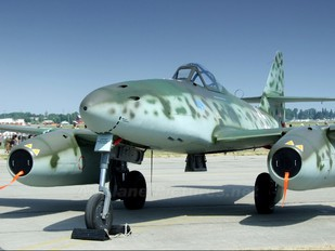 D-IMTT - Messerschmitt Stiftung Messerschmitt Me.262 Swallow