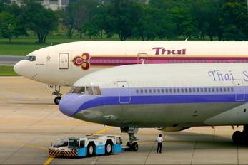 HS-AXA - Thai Sky Lockheed L-1011-1 Tristar