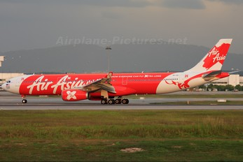 9M-XXB - AirAsia X Airbus A330-300
