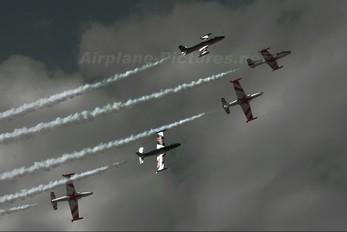 - - STARS Aerobatic Team Soko G-2A Galeb