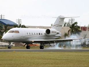 N203JD - Private Canadair CL-600 Challenger 601