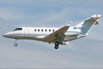HB-VOJ - Private Hawker Beechcraft 850XP