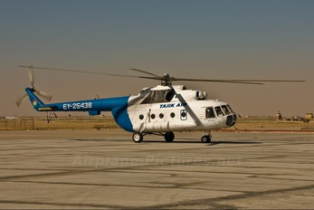 EY-25438 - Tajik Air Mil Mi-8