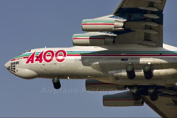 RA-76787 - Airlines 400 Ilyushin Il-76 (all models)