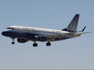 N640RW - United Express Embraer ERJ-170 (170-100)