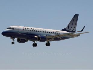 N640RW - United Express Embraer ERJ-170 (170-100)