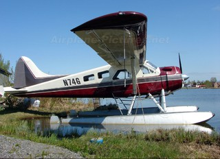 N74G - Private de Havilland Canada DHC-2 Beaver